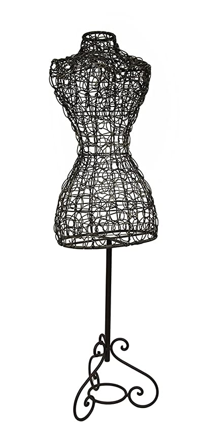 Contemporary Vintage Wire Mannequin Sketch - Everything You Need to ...