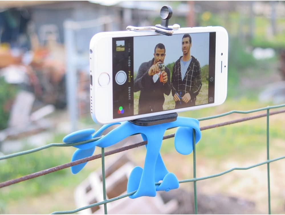 Gekko Pod para Smartphone - negro: Amazon.es: Electrónica
