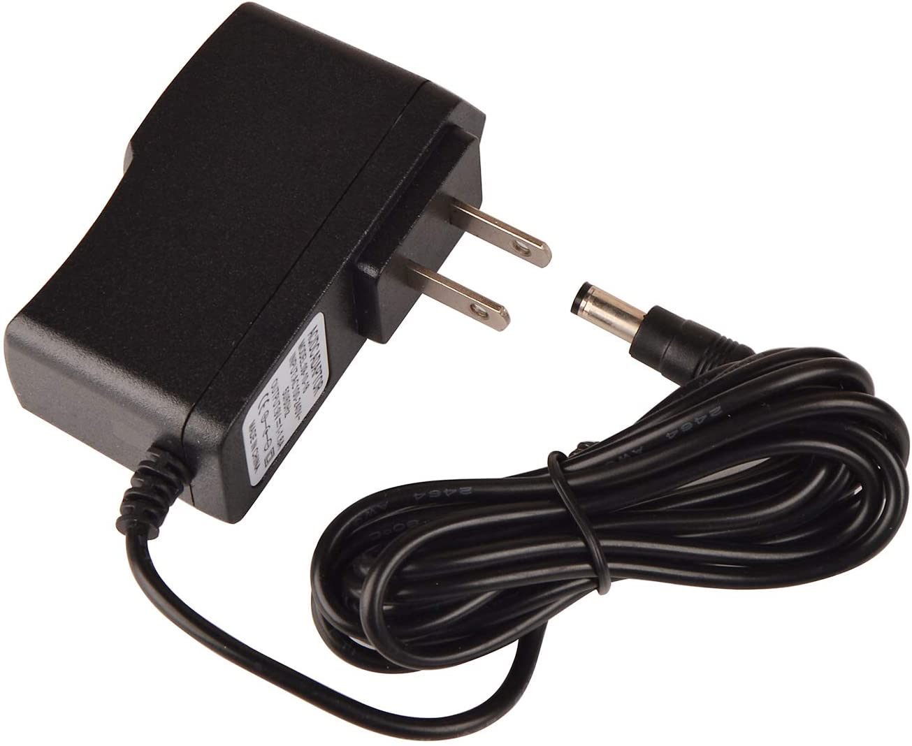 MyVolts 9V Power Supply Adaptor Compatible with Brother PT-8000 Label Printer US Plug