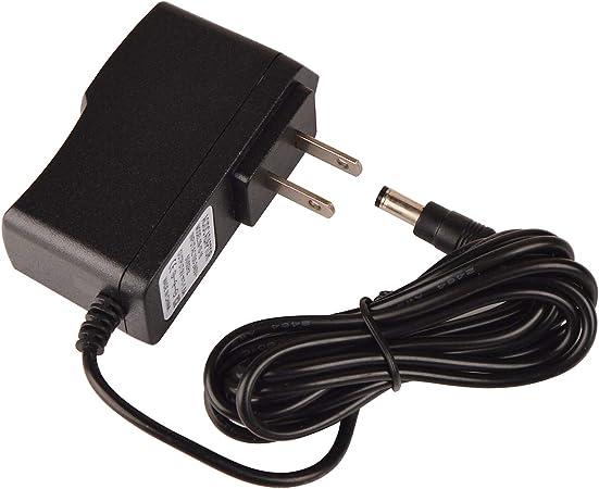 AC DC Adapter for Brother PT-1090 PT-1090BK PT-12 PT-1200 Label Maker Power Cord
