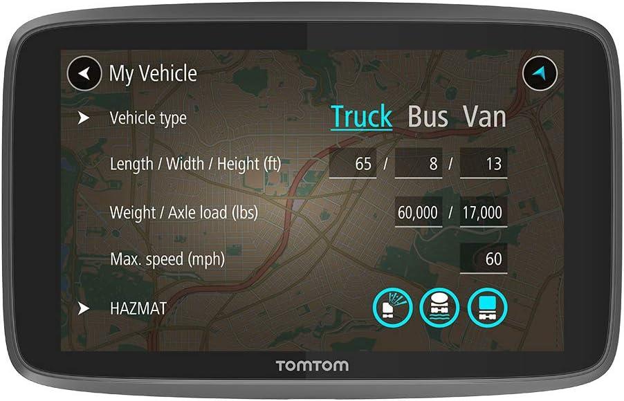 TomTom Go 520 5-Inch GPS Navigation