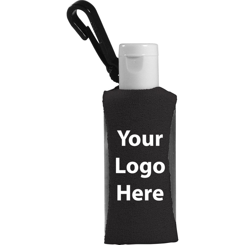1 Oz. Purell Sanitizer w/ Travel Sleeve - 250 Quantity - $2.35 Each - PROMOTIONAL PRODUCT / BULK / BRANDED with YOUR LOGO / CUSTOMIZED by Sunrise Identity (Image #1)