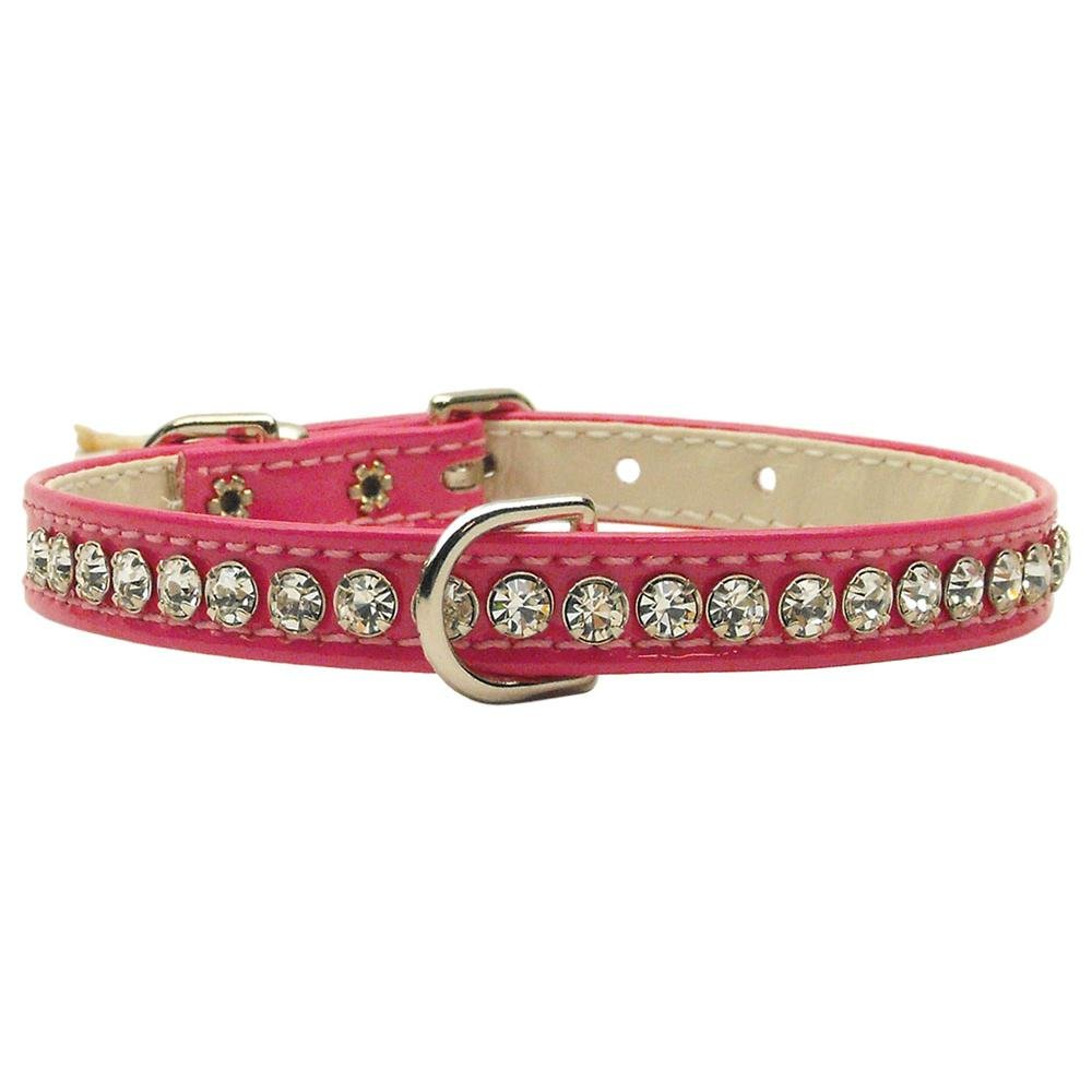 Dog   Cat   Pet Charms Patent Jewel Beverly Bright Pink 12