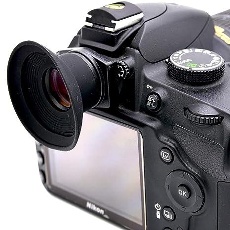 OUYAWEI - Visor Ocular para cámaras réflex Digitales Canon, Nikon ...