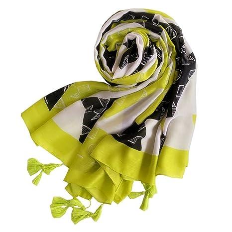 Bufanda Verano sección delgada bufandas de playa toalla de playa salvaje de gran tamaño chal de