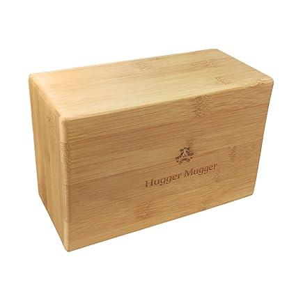 Amazon Com Hugger Mugger Bamboo Yoga Block Yoga Block Wood