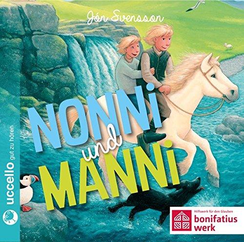 Nonni und Manni: Island-Abenteuer in den Bergen