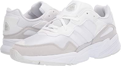 7e0e2e398e adidas Originals Men's Yung-96 Footwear White/Footwear White/Grey Two F17 6  D US