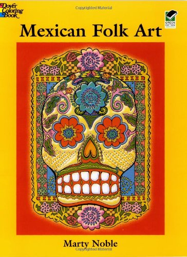 oring Book (Dover Design Coloring Books) (Mexican Folk Art Designs)