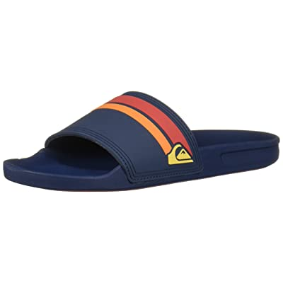 Quiksilver Men's Rivi Slide Sandal: Shoes