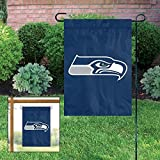 Party Animal Seattle Seahawks Garden Flag