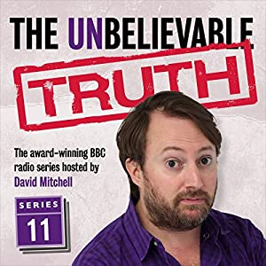 The Unbelievable Truth, Series 11 Radio/TV Program