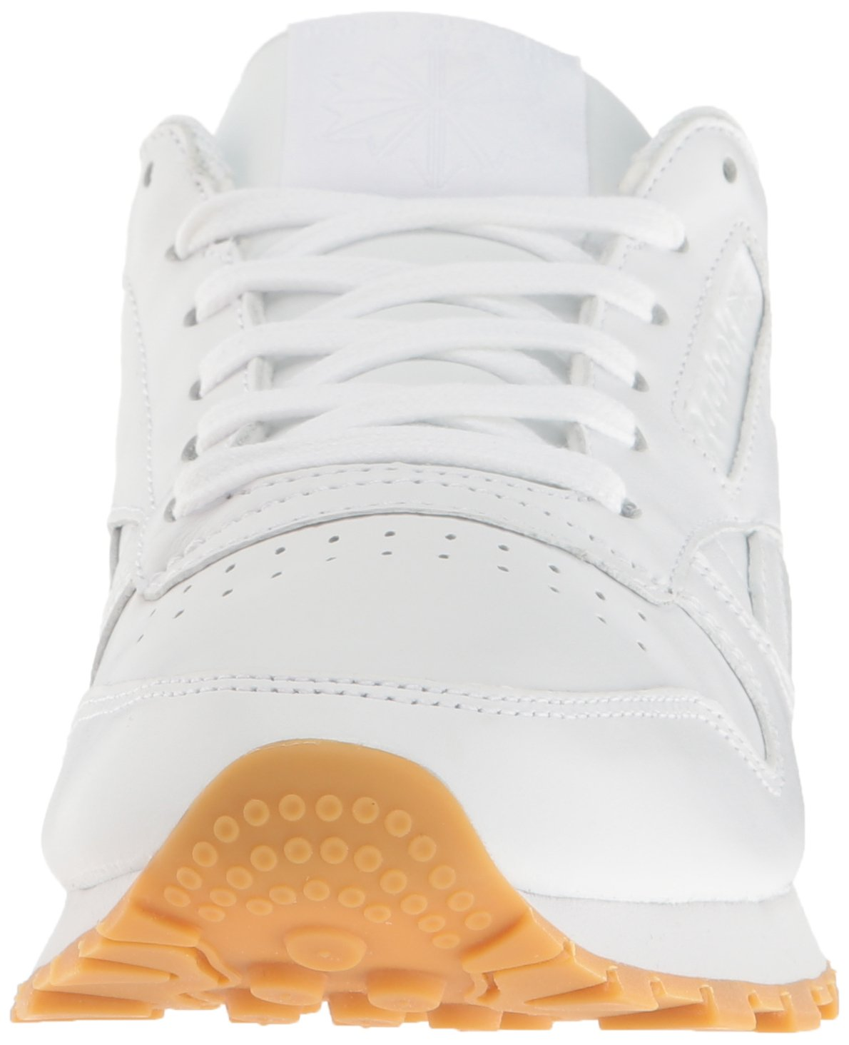 Reebok Women's Cl Lthr Met Diamond B(M) Fashion Sneaker B01GRWFT7I 7 B(M) Diamond US|White/Gum 8afefb