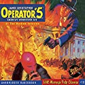The Masked Invasion: Operator #5, Book 1 Audiobook by Curtis Steele Narrated by Richard Epcar