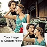 Yifely Personalized Pillow w/ Your Own Photo Custom Picture Pillowcase Deal (Small Image)