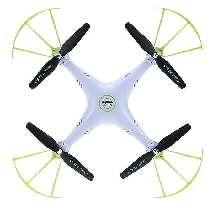 GoolRC X5HC Drone con Cámara 2.4GHZ 4 Canales Modo sin Cabeza 6 ...