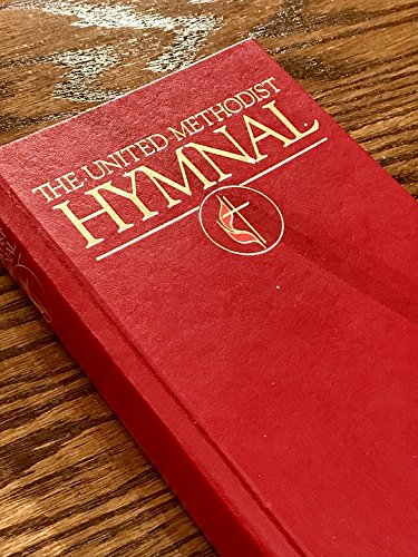 Poster Book Red (Home Comforts LAMINATED POSTER Church Methodist Hymnal Umc Red Cover Book Poster 24x16 Adhesive Decal)