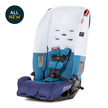 Diono Radian 3r All In One Convertible Car Seat Extended Rear Facing 5 40 Pounds Forward Facing To 65