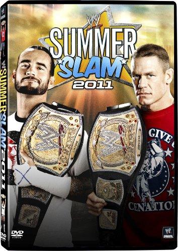 2011 Dvd - WWE: SummerSlam 2011