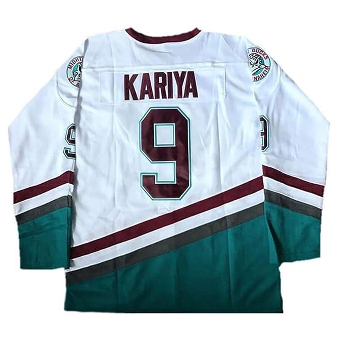 Amazon.com: Camiseta de hockey sobre hielo de la película ...