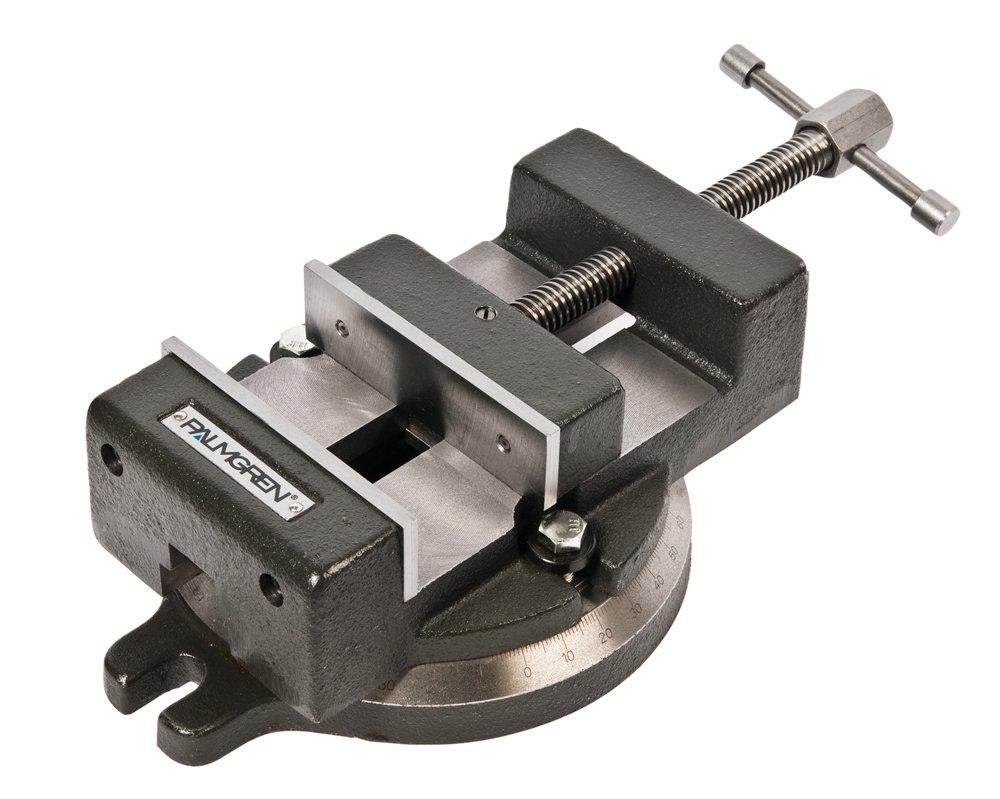 Palmgren Milling machine vise with base, 4.5''