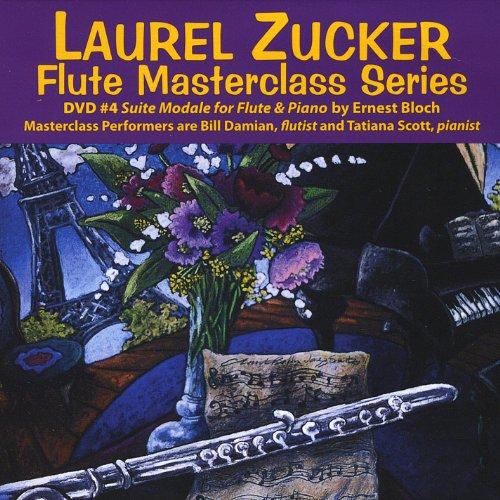 Laurel Zucker Flute Masterclass DVD Series No.