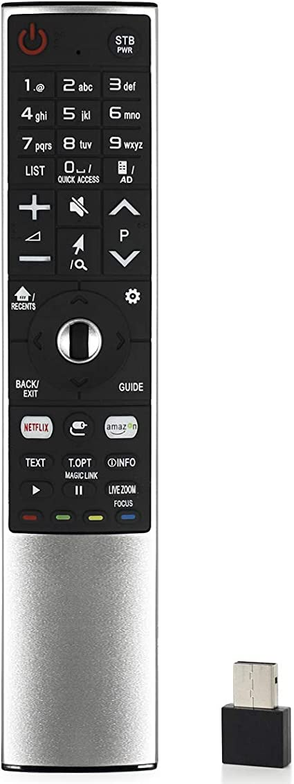Smart Tv Magic Ersatz Fernbedienung Mr 700 Kompatibel Elektronik