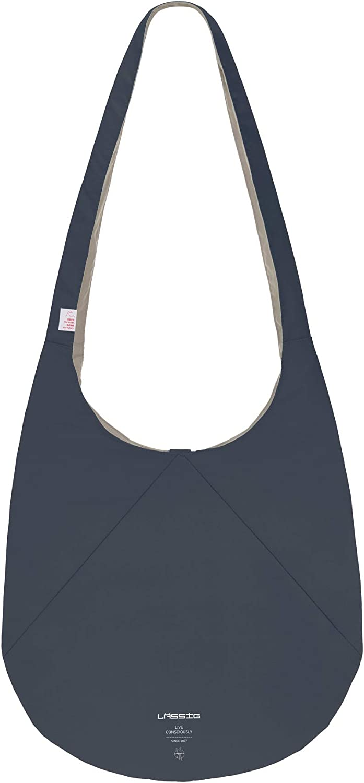L/ÄSSIG Shopping Bag Sustainable Ocean Navy