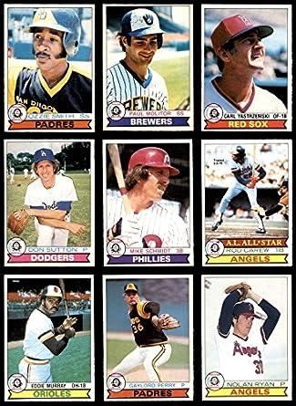 Amazoncom 1979 O Pee Chee Opc Baseball Complete 374 Card