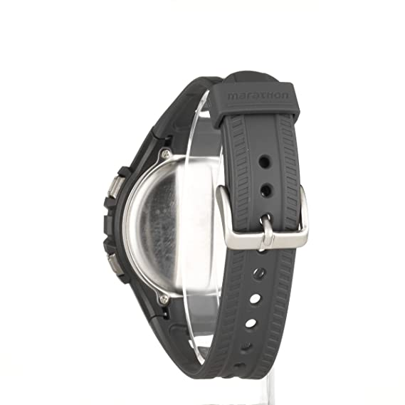 Amazon.com: Timex Marathon Full-Size Watch - Black/Gray: Timex: Sports & Outdoors