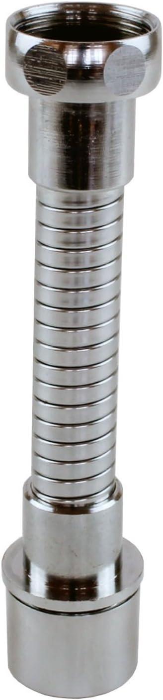 Mischd/üse Sanixa JL112422C Wasser-Sparer Wasserhahn Spareinsatz K/üchenarmaturen /& Waschtischarmaturen durch Adapter Strahlregler Luftsprudler