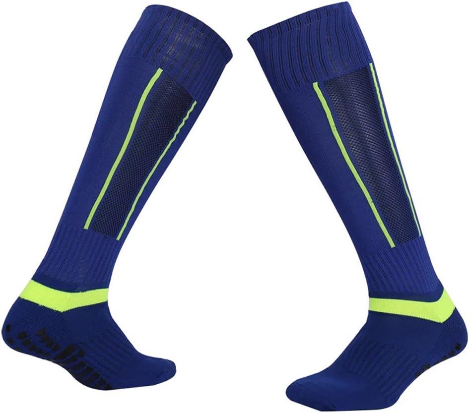 12APM Cool Colourful Team Sport Football Socks Over Calf Knee High