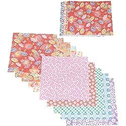 Origami Papel Washi plegable japonés (018033)
