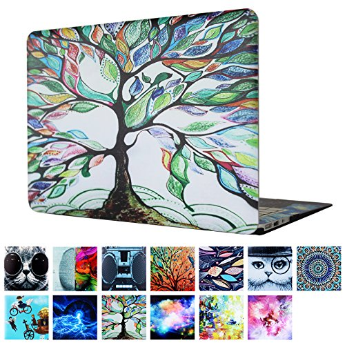 YMIX Plastic Cover Protective MacBook
