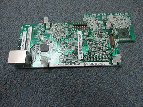 NEC Univerge UX5000 0911030 IP3WW 32VOIPDB A1 VOIP Daughter Board 32 -
