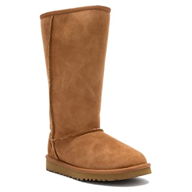 UGG Australia Junior K Classic Tall Chestnut Boot 5251 10 Child UK