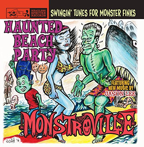Monstroville - Haunted Beach Party -