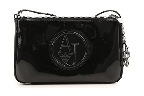 8ba025583dbd Armani Jeans Patent Sling Bag: Amazon.co.uk: Shoes & Bags