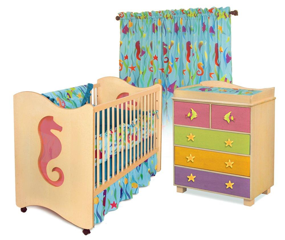 Room Magic Nursery Set, Tropical Seas