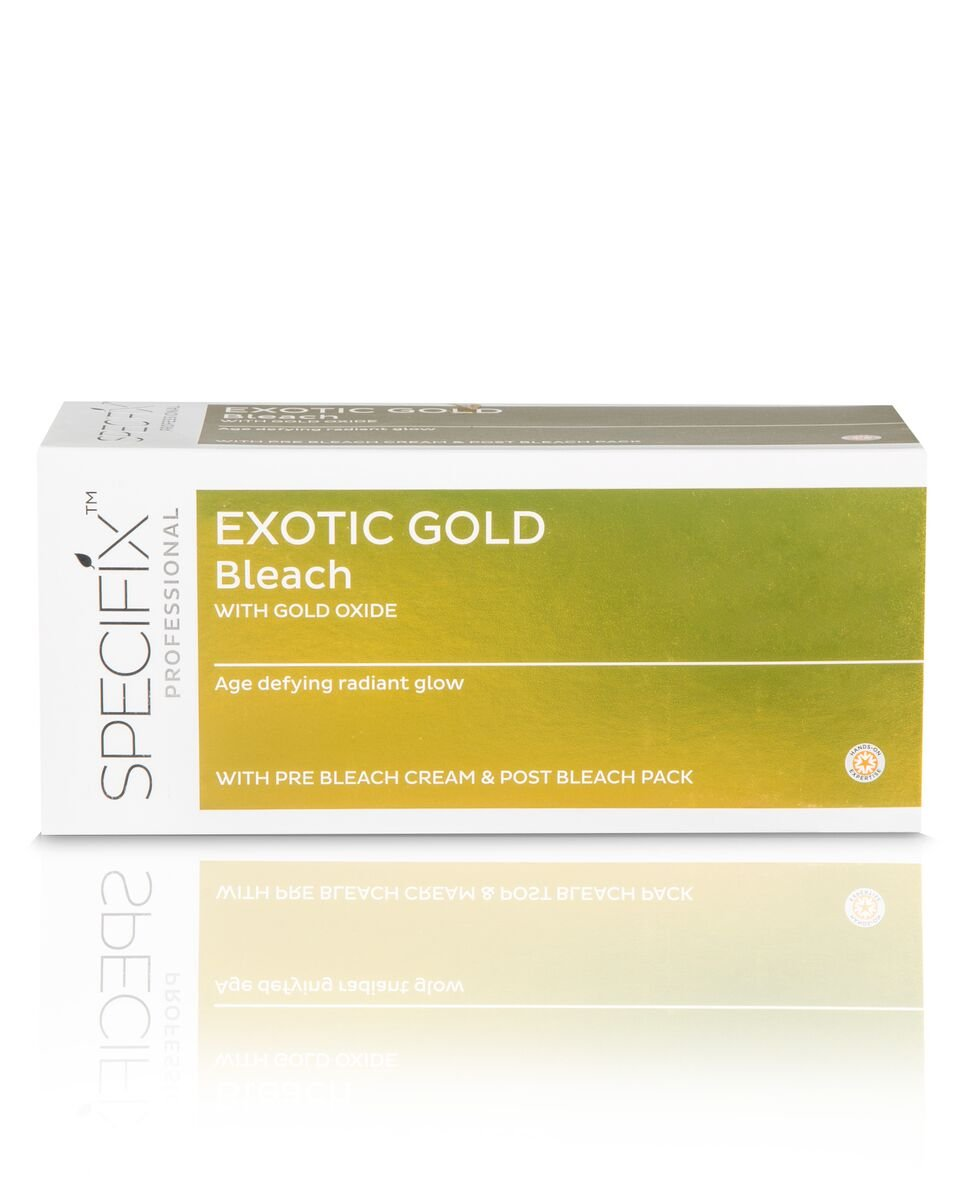 VLCC Specifix Professional Exotic Gold Bleach, 640g product image