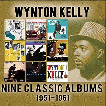 Wynton Kelly - Nine Classic Albums 1951-61
