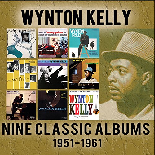 CD : Wynton Kelly - Nine Complete Albums: 1951-1961 (4 Disc)