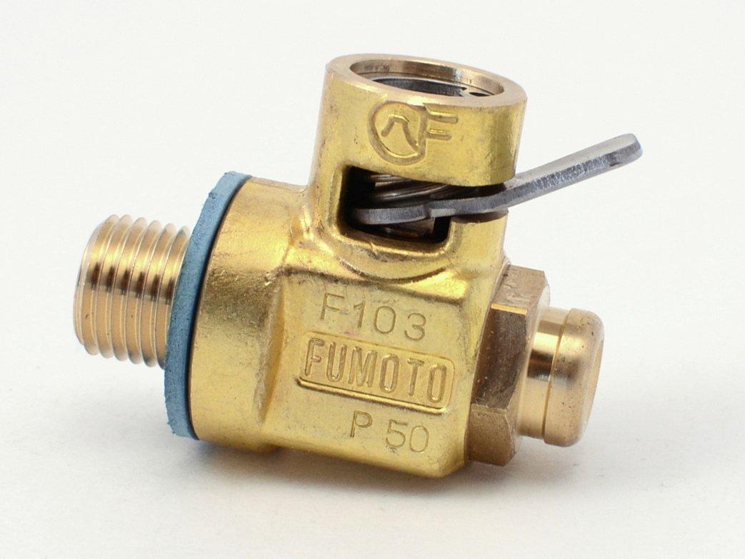 Fumoto F103S LC-10 Lever Clip FS-Series Engine Oil Drain Valve by Fumoto (Image #2)