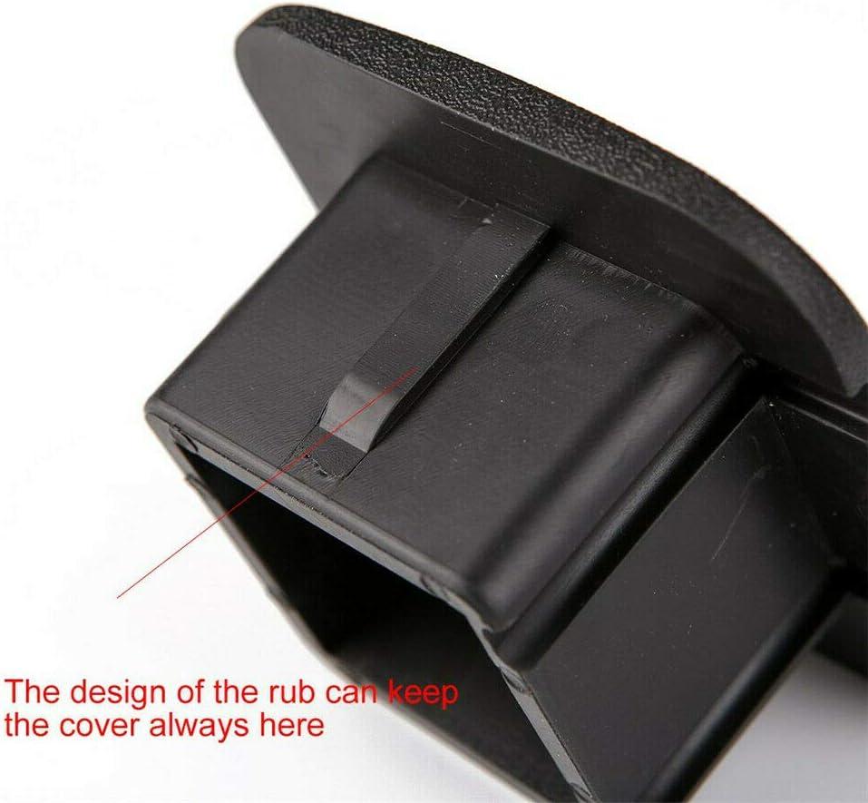 ZAK168 2 Inch Trailer Hitch Cover Tube Plug Insert,Receiver Tube Hitch Plug