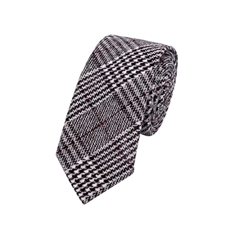 Yyzhx Negocios de los hombres atar corbata jacquard lazo alto ...