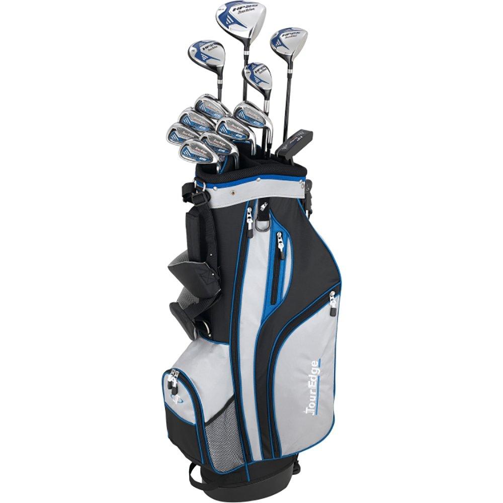 Tour Edge HP25 Men's Complete Golf Club Set, Uniflex Right Hand