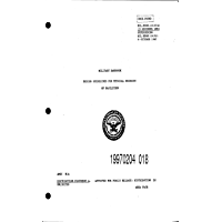 Military Handbook: Design Guidelines for Physical Security of Facilities (English Edition)