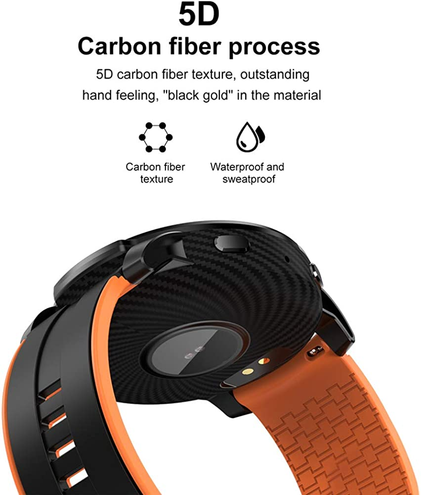 Smart Sports Watch 1 3 Zoll Touch Smart Armband Herzfrequenz Blutdrucküberwachung Multisport Wissenschaftlicher Schlaf Bewegungsmangel Ip67 Wasserdichte Gesundheitsfördernde Armbänder Uhren