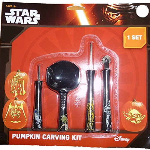 Disney - Star Wars Pumpkin Carving (Wholesale Pumpkin)
