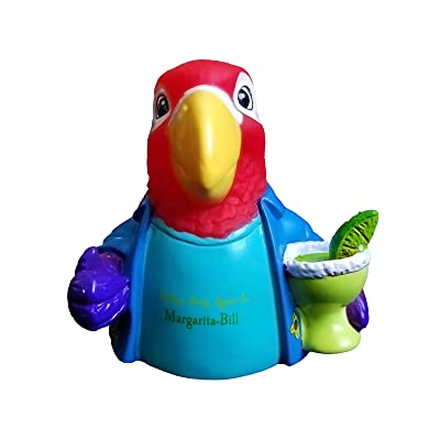 CelebriDucks Tasting Away in Margarita-Bill Rubber Duck Novelty Toy: Toys & Games